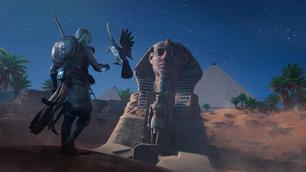 خرید گیفت Assassins Creed Origins