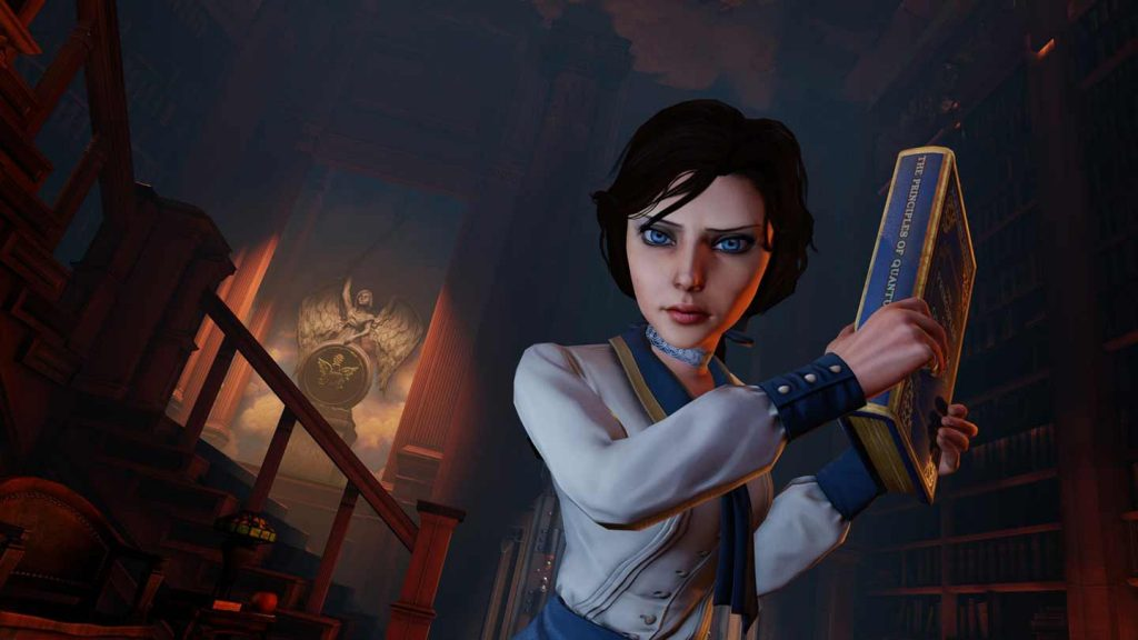 خرید سی دی کی BioShock Infinite برای استیم