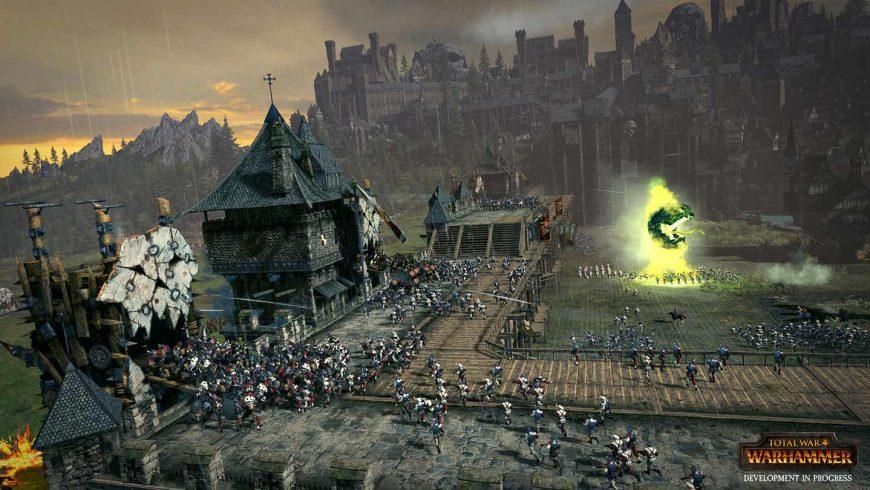 خرید بازی Total War WARHAMMER برای استیم