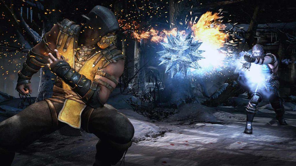 خرید بازی Mortal Kombat X برای استیم