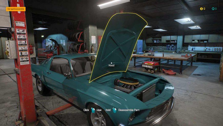 خرید نسخه استیم بازی Car Mechanic Simulator 2018