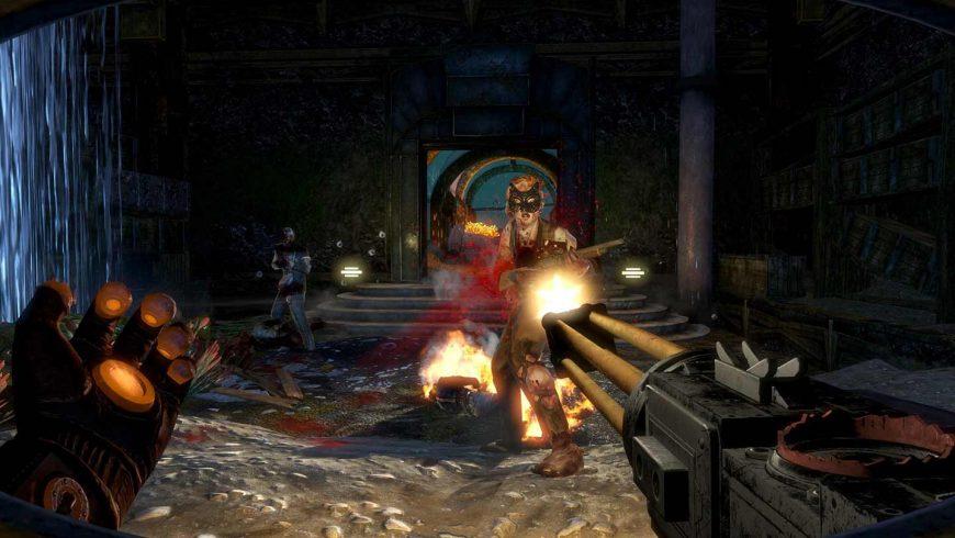 خرید نسخه BioShock The Collection