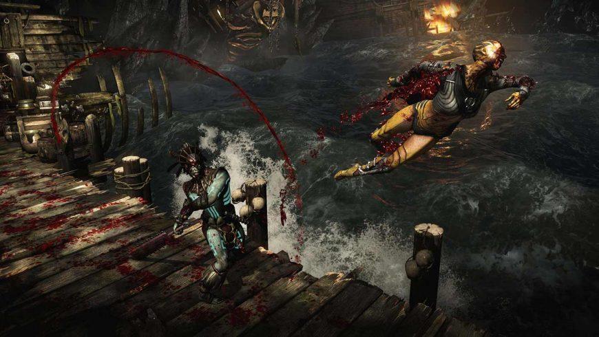 خرید بازی Mortal Kombat X برای استیم با قیمت ارزان