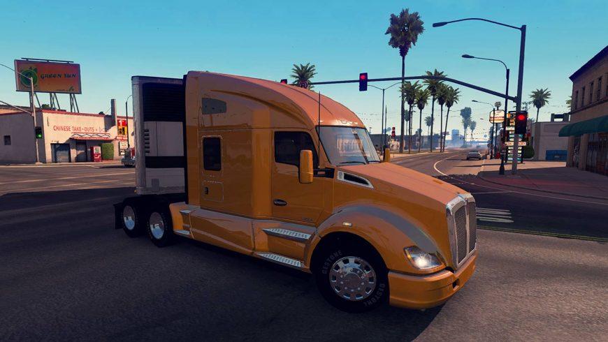 خرید گیم American Truck Simulator برای استیم