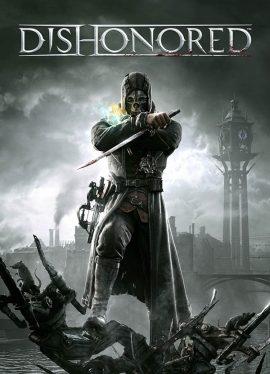 خرید گیفت استیم Dishonored
