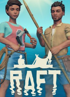 خرید گیفت استیم Raft