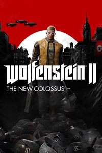 خرید گیفت استیم Wolfenstein II The New Colossus