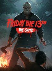 خرید گیفت استیم Friday the 13th The Game