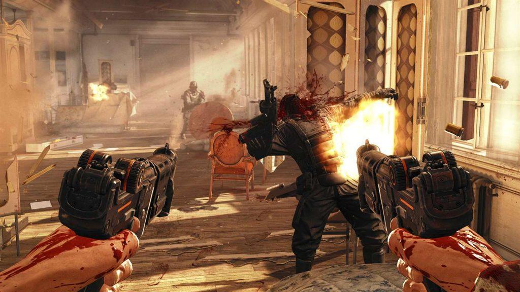 خرید بازی Wolfenstein: The New Order برای steam