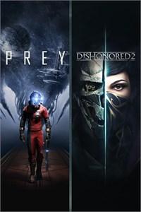 خرید بازی Prey + Dishonored 2 Bundle برای استیم با قیمت ارزان