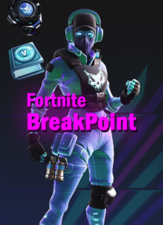 خرید Fortnite Breakpoint pack