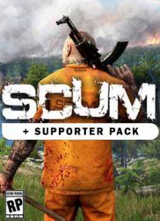 خرید باندل SCUM + SUPPORTER PACK برای استیم