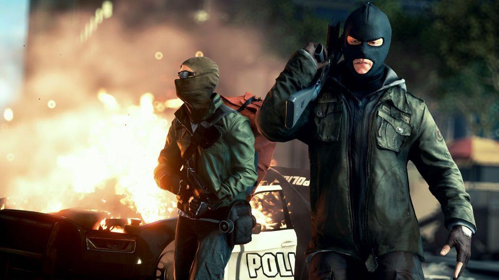 خرید سی دی کی بازی Battlefield Hardline