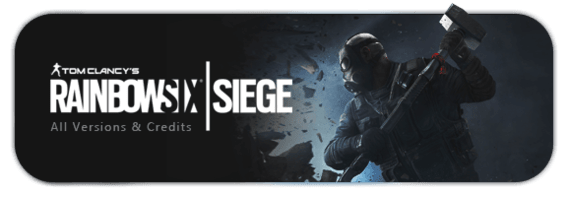 خرید بازی رینبو rainbow six siege