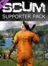 خرید SCUM Supporter Pack DLC برای استیم