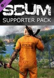 خرید SCUM Supporter Pack DLC برای استیم