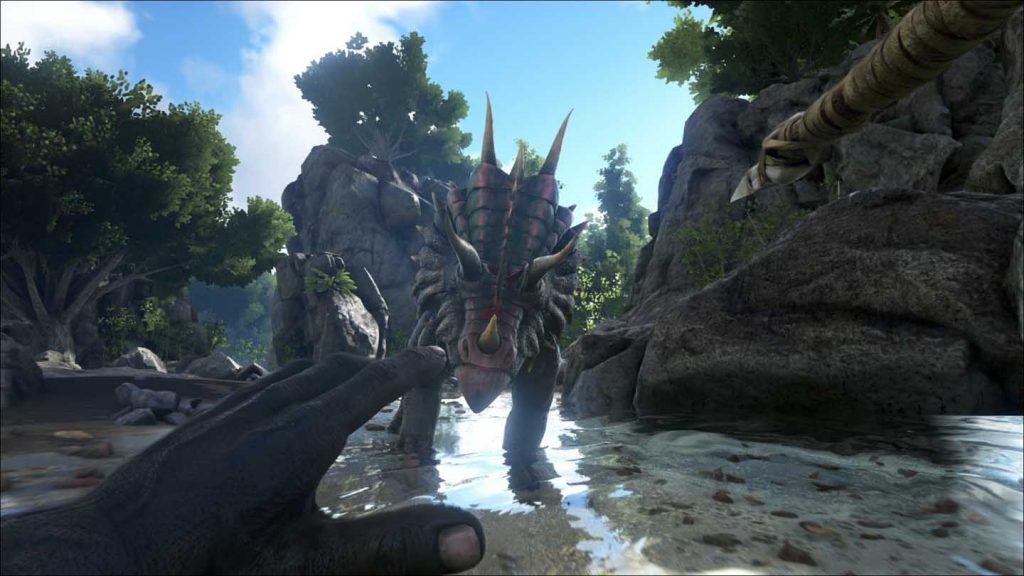 خرید سی دی کی بازی ARK: Survival Evolved