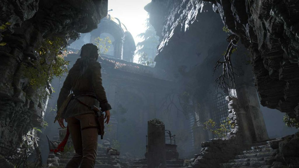 خرید سی دی کی بازی Rise of the Tomb Raider برای استیم