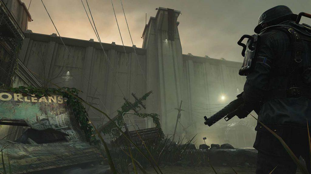 خرید سی دی کی بازی Wolfenstein II The New Colossus