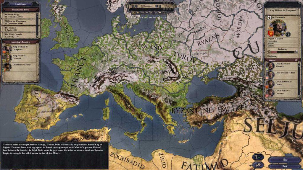 خرید بازی Crusader Kings II با قیمت ارزان