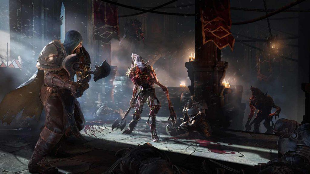 خرید بازی Lords Of The Fallen برای استیم
