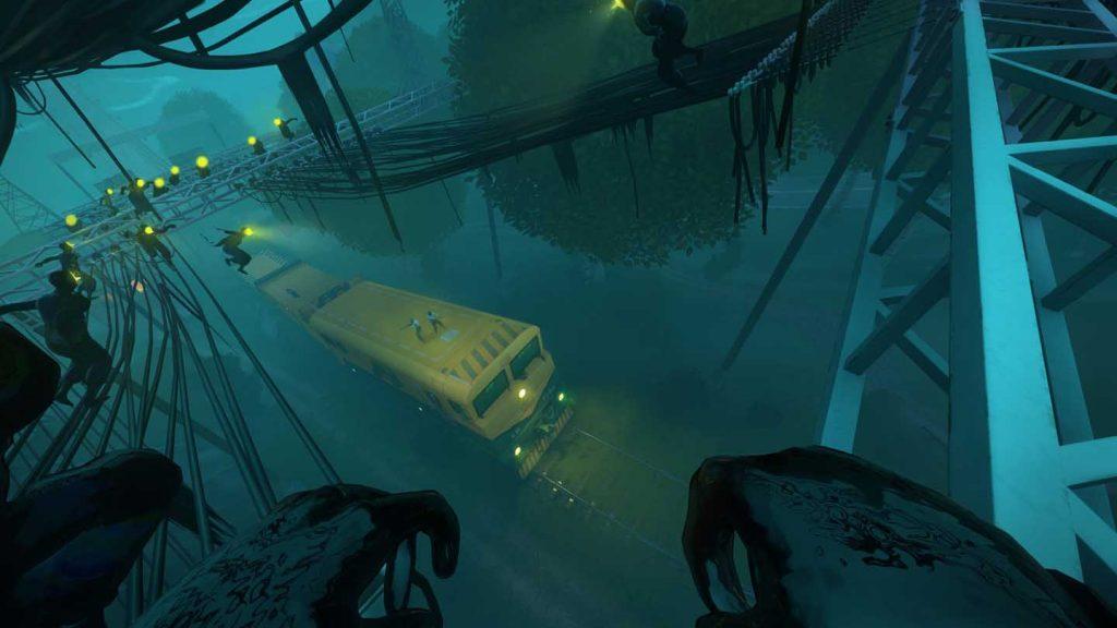 خرید سی دی کی بازی Pandemic Express - Zombie Escape