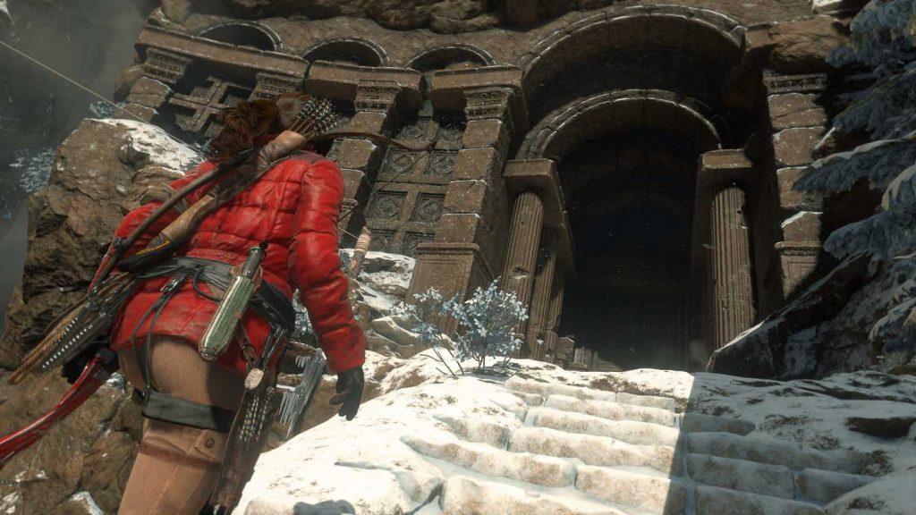 خرید سی دی کی بازی Rise of the Tomb Raider