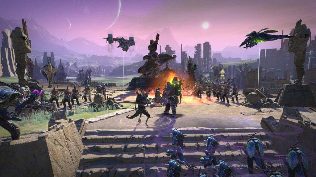 خرید سی دی کی Age of Wonders: Planetfall برای استیم