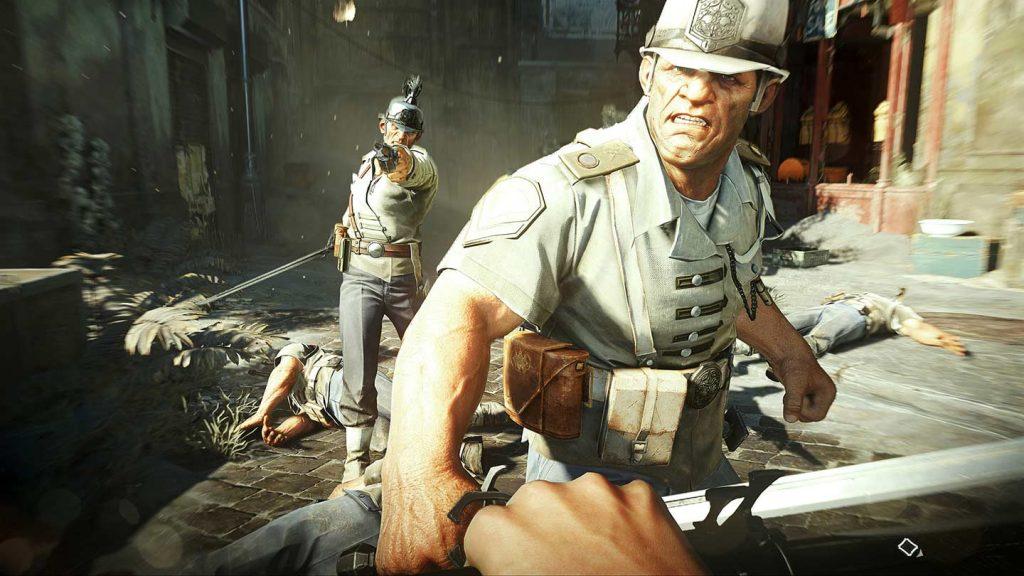 خرید سی دی کی بازی Dishonored 2