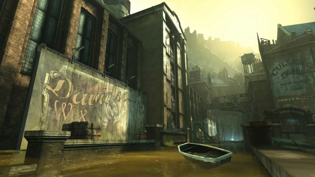 خرید سی دی کی بازی Dishonored