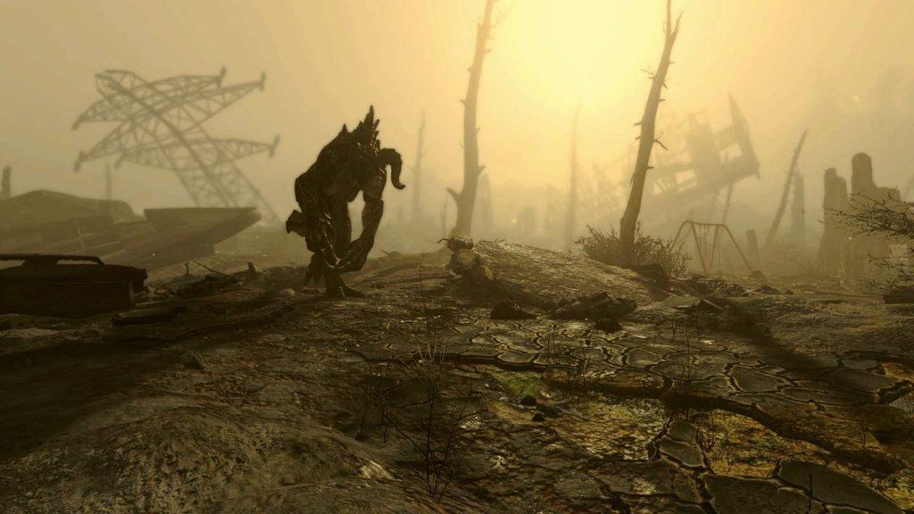 خرید سی دی کی بازی Fallout 4 برای استیم