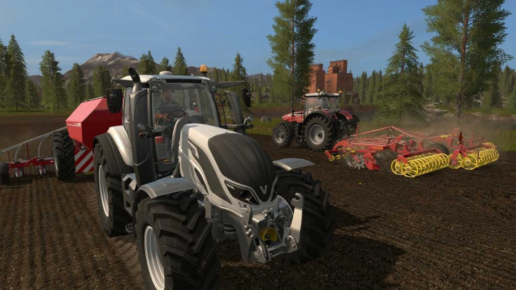 خرید سی دی کی بازی Farming Simulator 17