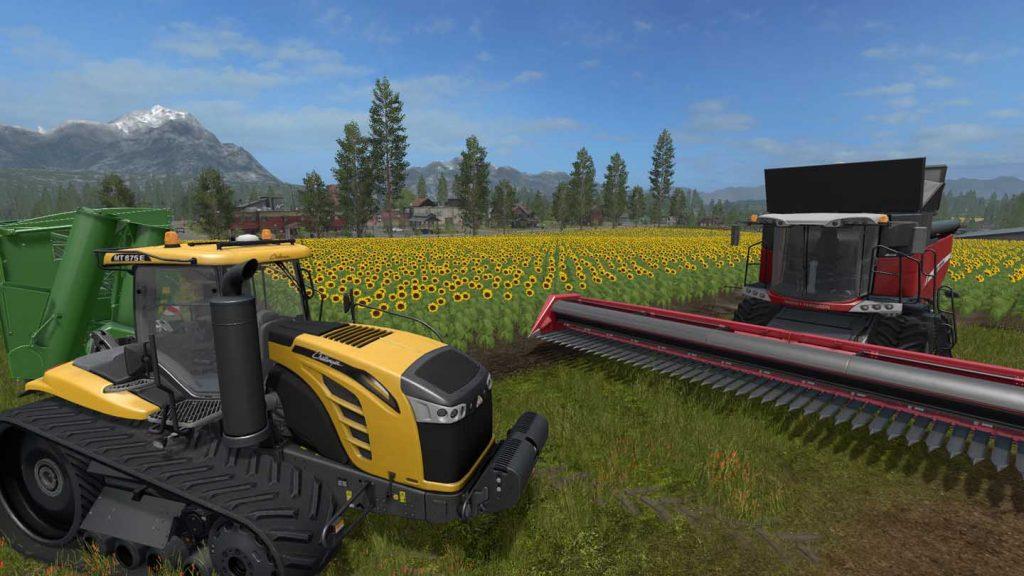 خرید سی دی کی Farming Simulator 17 برای استیم