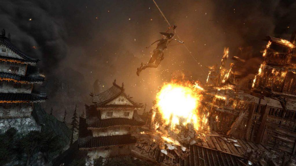 خرید بازی Tomb Raider برای استیم