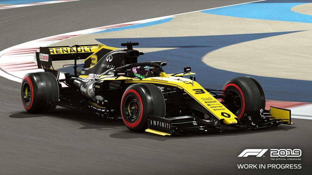 خرید سی دی کی بازی F1® 2019 Anniversary Edition