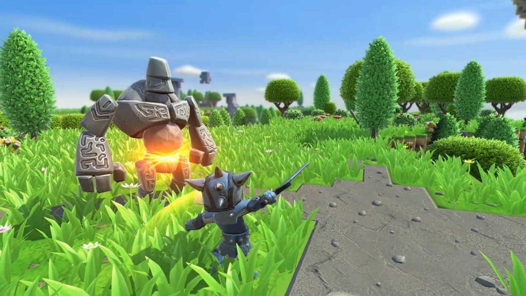 خرید بازی Portal Knights برای کامپیوتر با قیمت ارزان