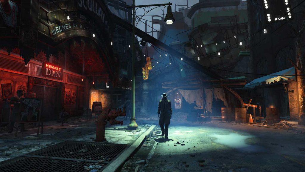 خرید بازی Fallout 4 برای استیم
