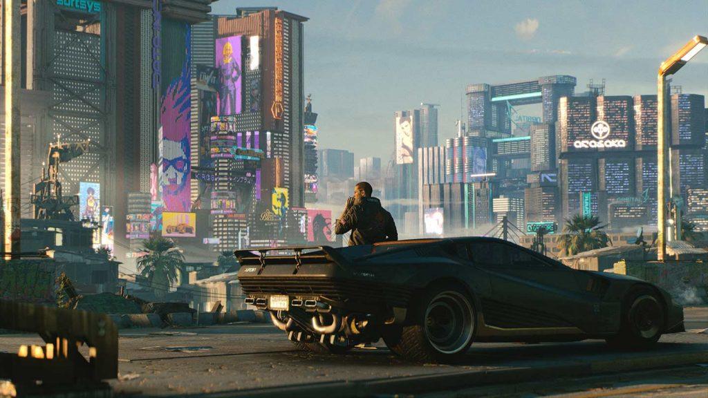 خرید سی دی کی Cyberpunk 2077 برای استیم