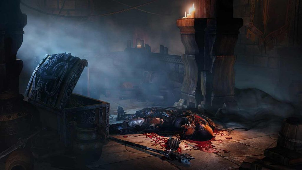 خرید بازی Lords Of The Fallen با قیمت ارزان برای کامپیوتر