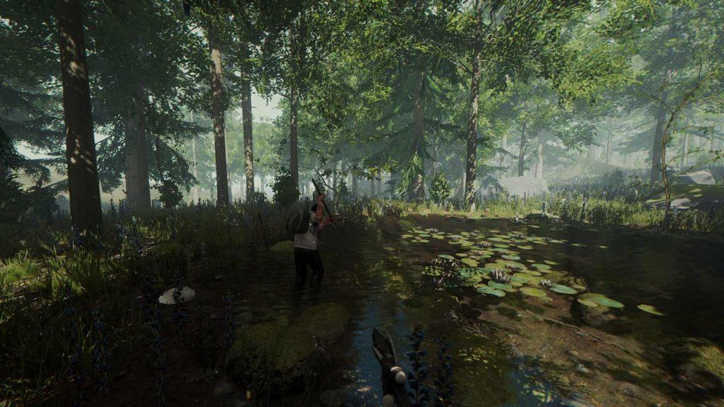 خرید بازی The Forest برای کامپیوتر