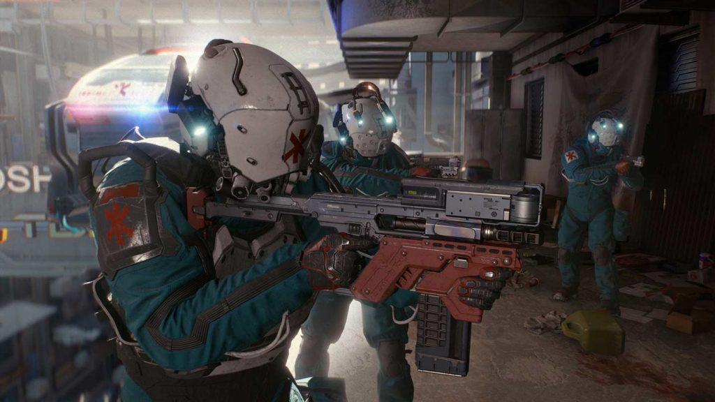 خرید بازی Cyberpunk 2077 برای steam