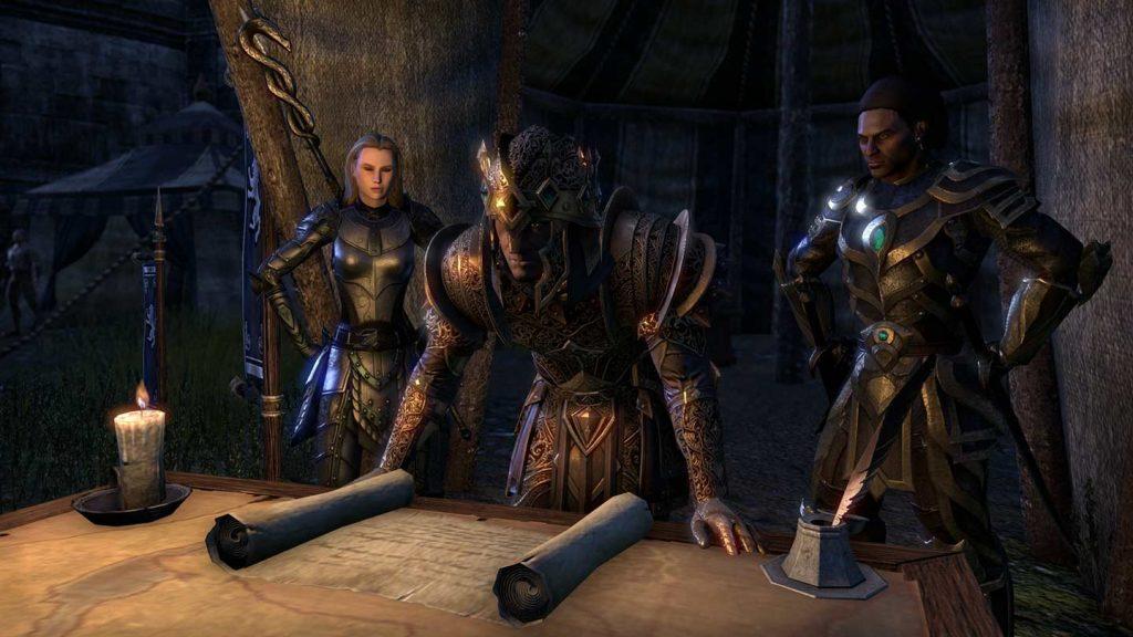 خرید بازی The Elder Scrolls Online برای استیم با قیمت ارزان
