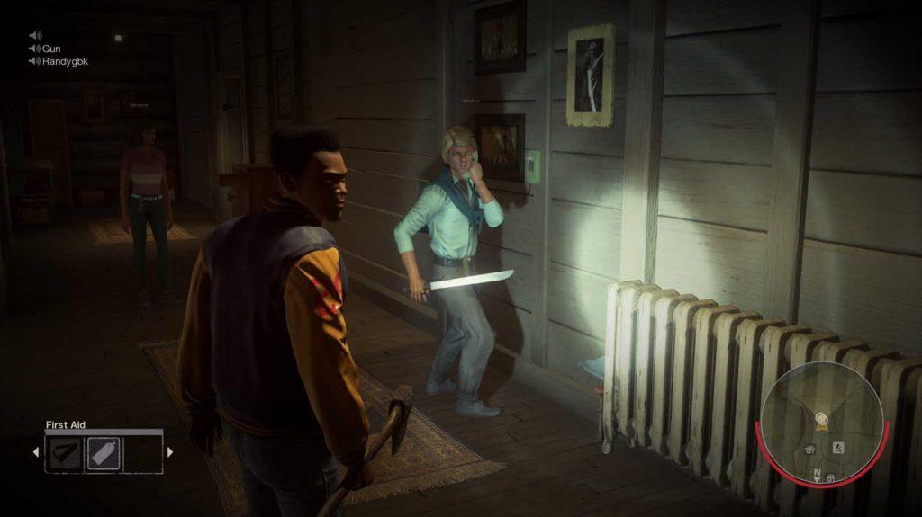 خرید سی دی کی بازی Friday the 13th The Game برای steam