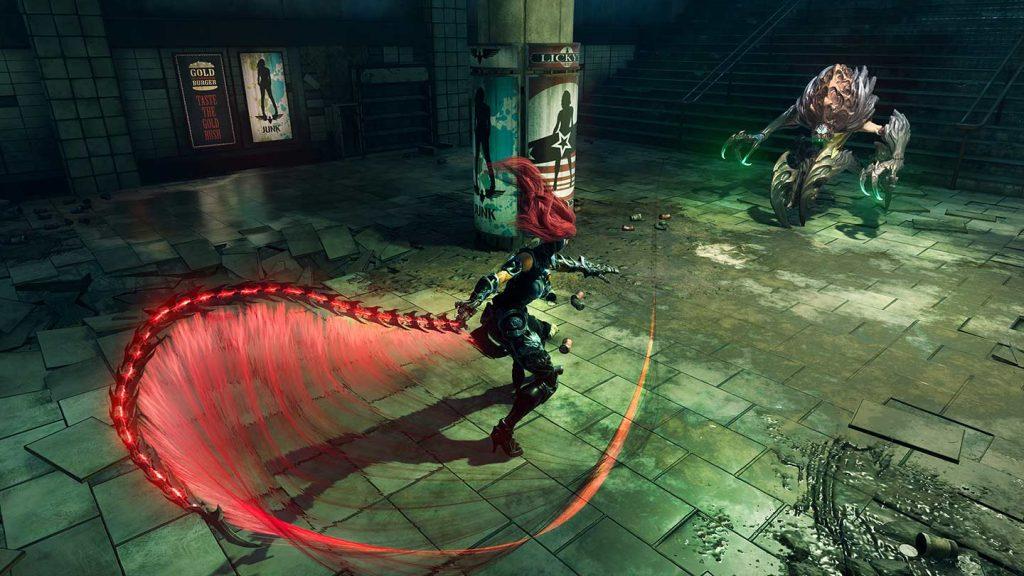 خرید گیفت بازی Darksiders III برای Steam