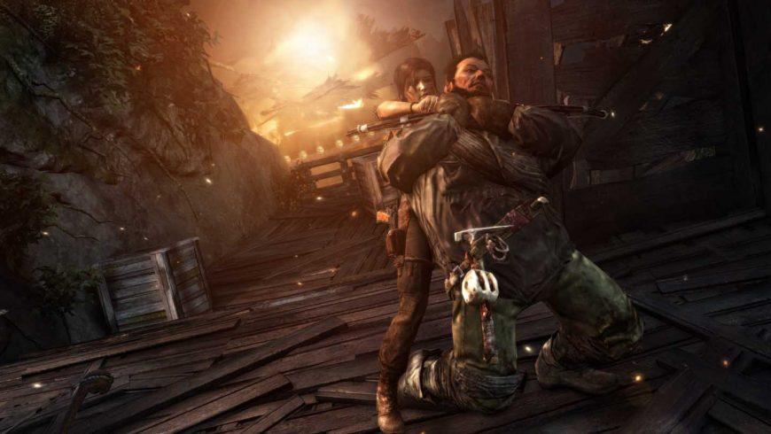 خرید گیفت Tomb Raider برای استیم