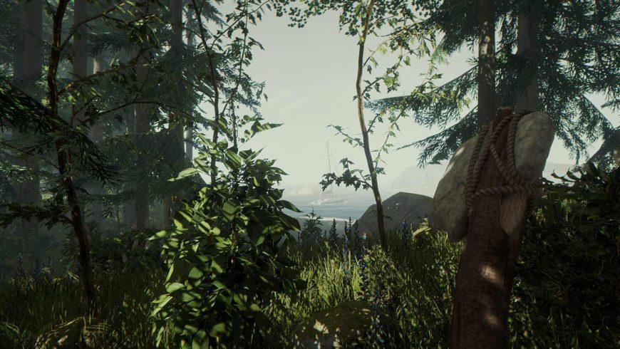 خرید بازی The Forest برای کامپیوتر با قیمت ارزان