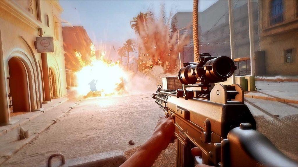 خرید بازی Insurgency: Sandstorm برای استیم