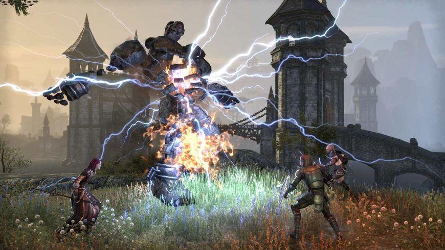خرید سی دی کی بازی The Elder Scrolls Online