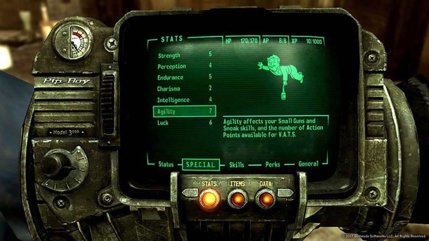 خرید گیفت بازی Fallout 3: Game of the Year Edition