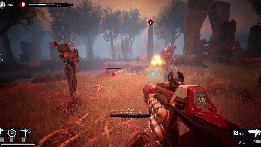 خرید بازی Deathgarden™: BLOODHARVEST برای کامپیوتر با قیمت ارزان